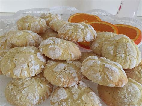 cucinare biscotti dolce cucinare ricetta biscotti morbidi arancia 11