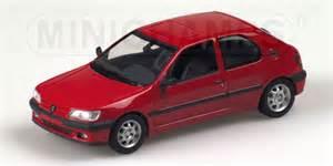 Peugeot 306 Saloon Minichs 1995 Peugeot 306 2 Door Saloon 430