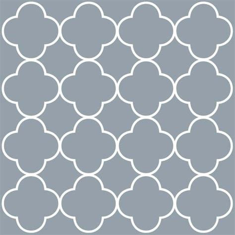 vinyl quatrefoil pattern quatrefoil vinyl decal db232 vinyls patterns and pantry