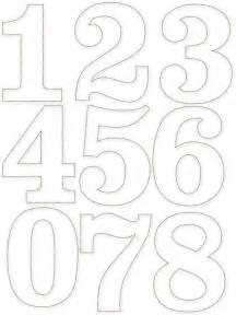 templates for numbers 1000 bilder zu trafareti auf