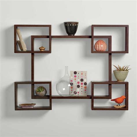 wood wall shelves runa