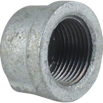 1 galvanized cap galvanized pipe cap 1 2 quot az partsmaster