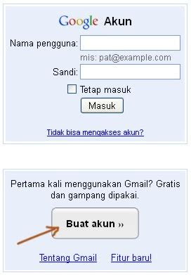 membuat pertanyaan keamanan gmail cara membuat email di gmail google