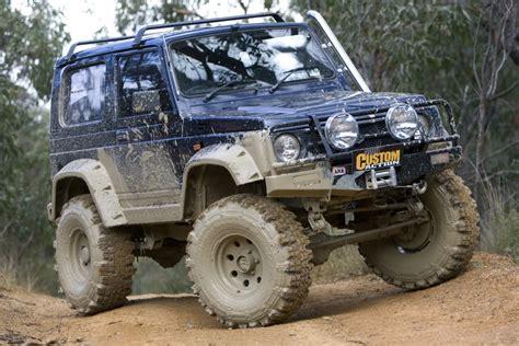 Suzuki Seirra Suzuki 1995 4x4earth