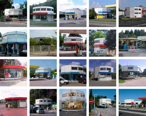 pavillon lutz lutz buss architekten ag tankstelle type sucy