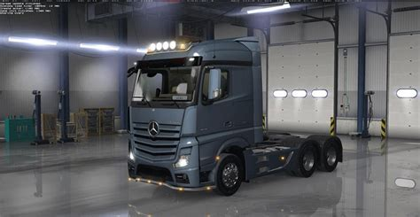 mercedes truck 2016 mercedes actros 2014 with all cabins accessories ats