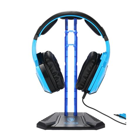 Sades Headset Stand sades gaming headphone stand professional earphone holder