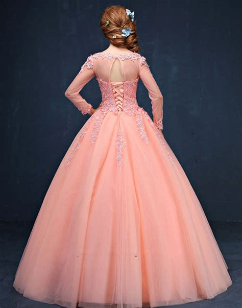 Bolero Wedding Pengantin Dress Pesta Import sleeve colourful lace gown onesimplegown