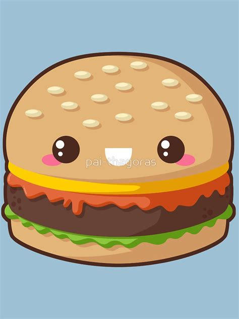 imagenes de hamburguesas kawaii image gallery kawaii cheeseburger