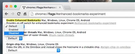 google chrome s new bookmark manager offers nothing new how to disable chrome s new stars bookmark manager