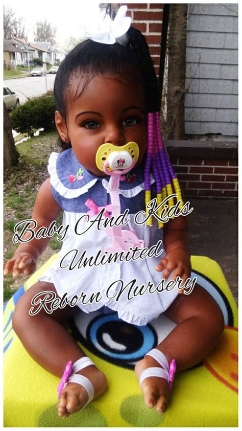 design your reborn doll aa reborn toddler baby african american by