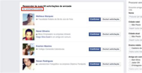 visualizar imagenes html onde vejo e cancelo no facebook as solicita 231 245 es de amizade