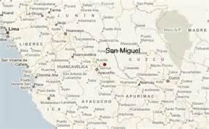 san miguel peru location guide