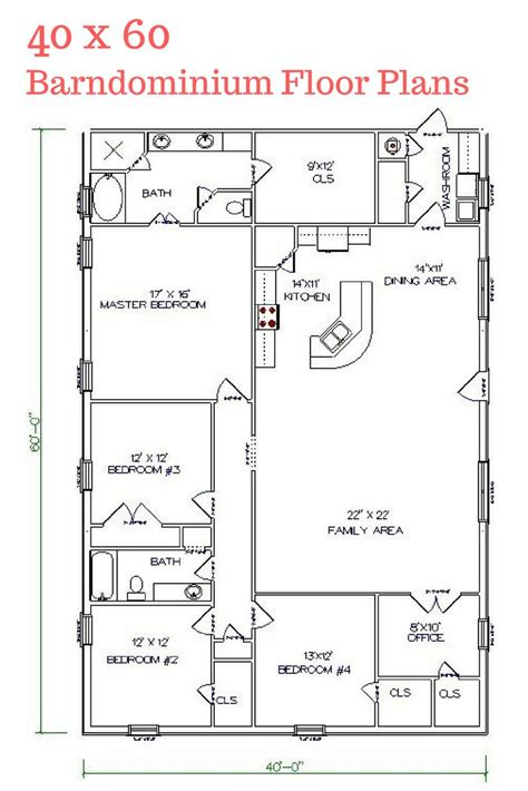 barn floor plans best 25 shop house plans ideas on pole barn