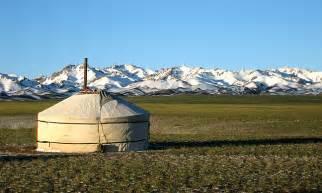 Yurt House by A L Est Toute Voyages Gallia