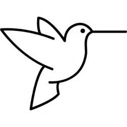 Hummingbird Outline Picture by Bird Side Vectors Photos And Psd Files Free