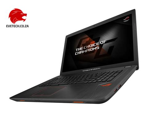 Buy Used Asus Rog Laptop buy asus rog gl753vd i7 gtx 1050 gaming laptop with 128gb ssd and 16gb ram free shipping at