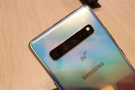 Samsung Galaxy S10 Questions by Samsung Galaxy S10 5g Review On Trusted Reviews
