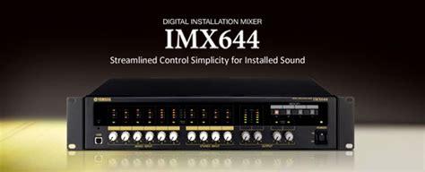 Mixer Yamaha Terbaru mixer digital yamaha paket sound system profesional