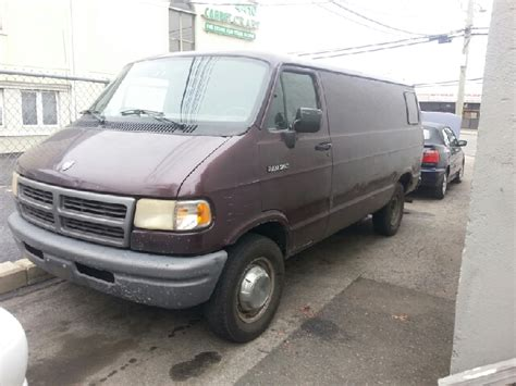 1994 dodge b350 1994 dodge ram b350 3dr extended cargo in island