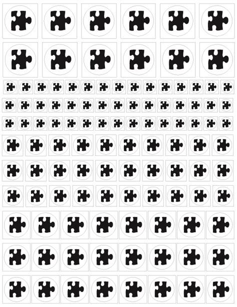 puzzle piece 2 blasting stencils as puzzle02