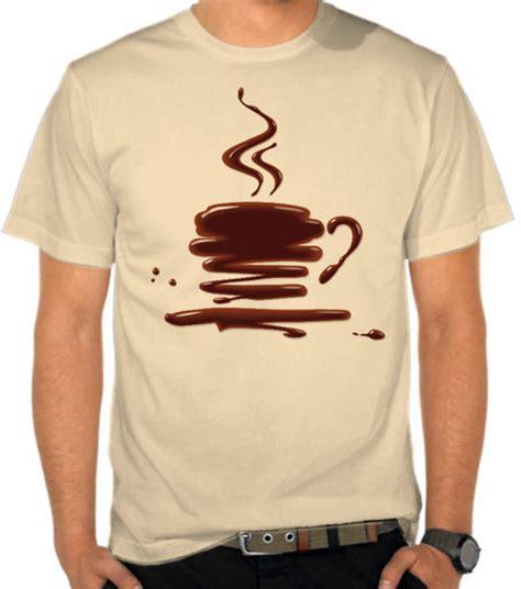 Kaos Kopi Adventure jual kaos kopi coklat penggemar kopi satubaju