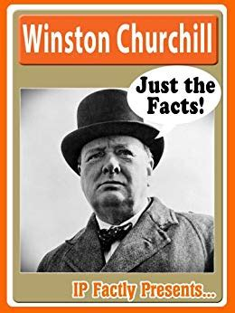 biography book winston churchill winston churchill biography for kids just the facts book