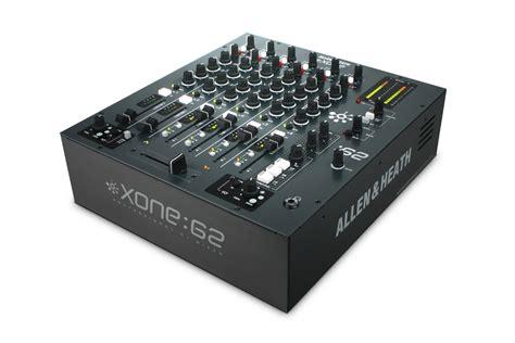 Mixer Allen Heath 4 Channel allen heath xone 62 dj mixer 4 channel more woodbrass