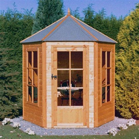 gazebo 6x6 shire gazebo summerhouse 6x6 one garden