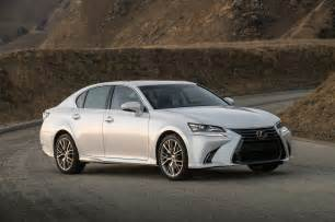 Lexus Gs 350 2017 Lexus Gs Reviews And Rating Motor Trend