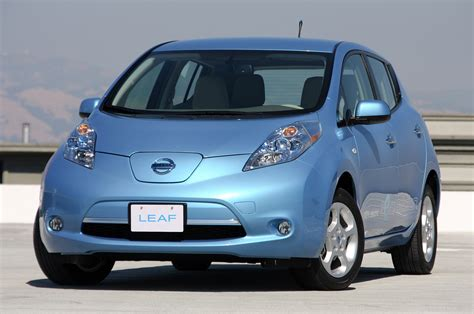 nissan clarifies leaf s 6 6 kw onboard charger upgrade