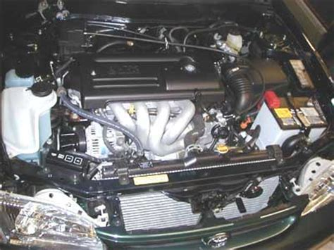 2000 Toyota Corolla Engine 2000 Toyota Corolla Le Road Test Carparts