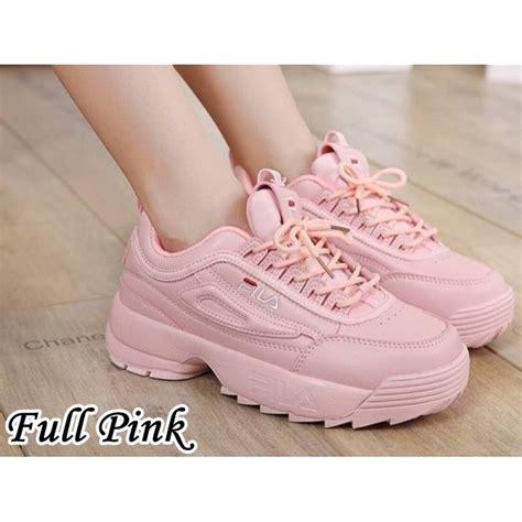 Sepatu Fila Shopee saleee sepatu sneakers fila disruptor 2 sepatu fila