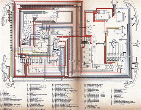 wiring diagrams www type4 org