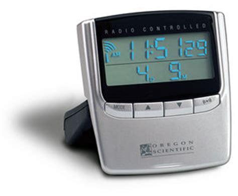 oregon scientific radio controlled travel alarm travel alarm clock review compare prices buy