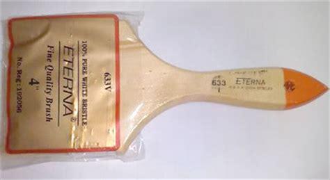 Kuas Cat 633 Axel 1 harga kuas eterna model 611 dan 633 info harga bahan