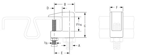 Drawing H Beam by Sts Industrial 187 Fig 94 Technical Data