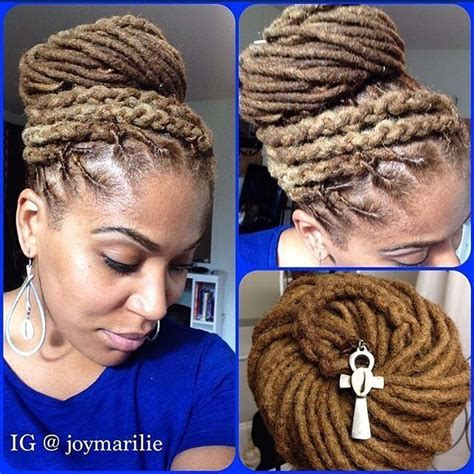 doit yourself hairstyles for locs do it yourself hairstyles for locs 17 best images about
