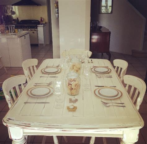dining table set up 224 la maison