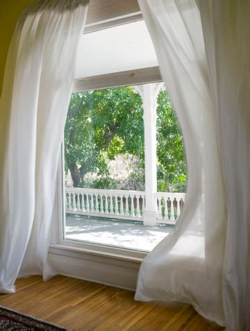 Sheer Curtain Blowing In Wind » Home Design 2017