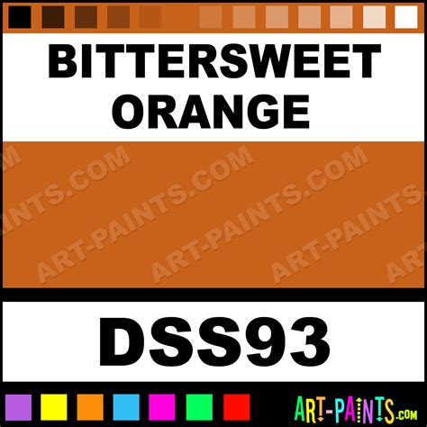 bittersweet orange sosoft fabric textile paints dss93 bittersweet orange paint bittersweet