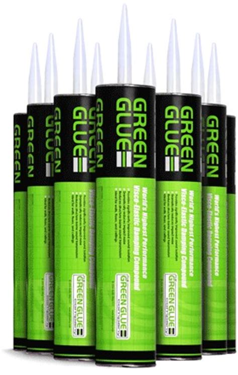 green glue soundproofing green glue for drywall walls