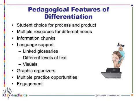 the inclusive classroom strategies for effective differentiated plus mylab education with enhanced pearson etext leaf version edition what s new in special education differentiation chart differentiation