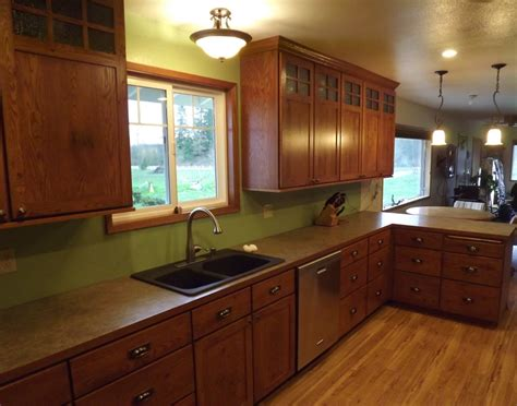 kitchen cabinets craftsman style mission style kitchen cabinets