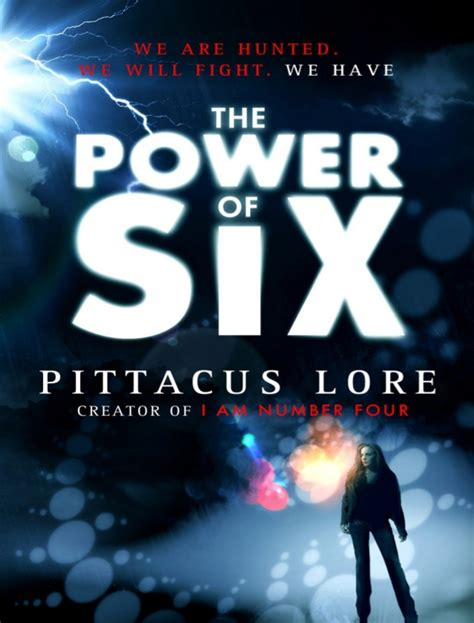 six four a novel books the power of six pittacus lore