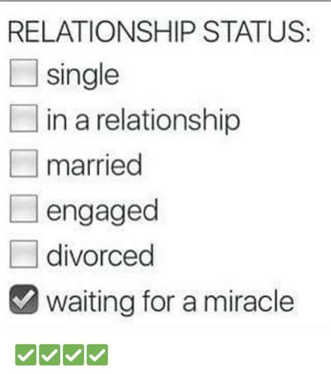 Single Relationship Memes - relationship status single in a relationship married