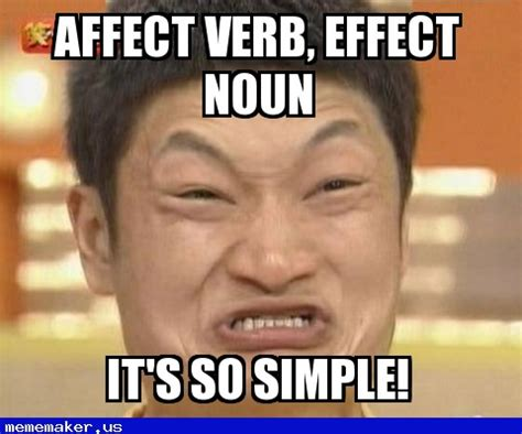 Meme Effect - the revision genie welcome to my educational blog this