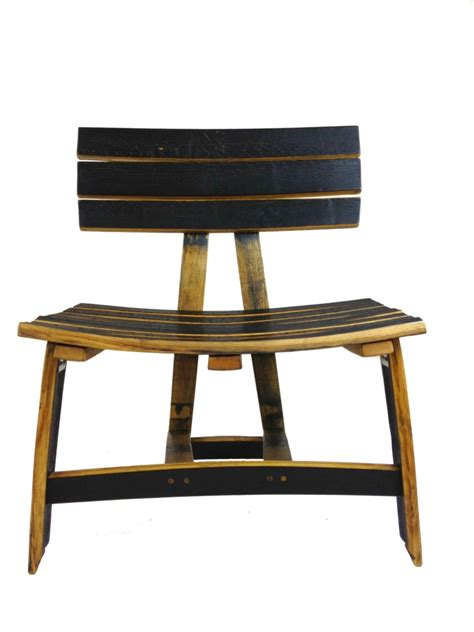 Whiskey Barrel Chairs by Bourbon Barrel Furniture Hungarian Workshop