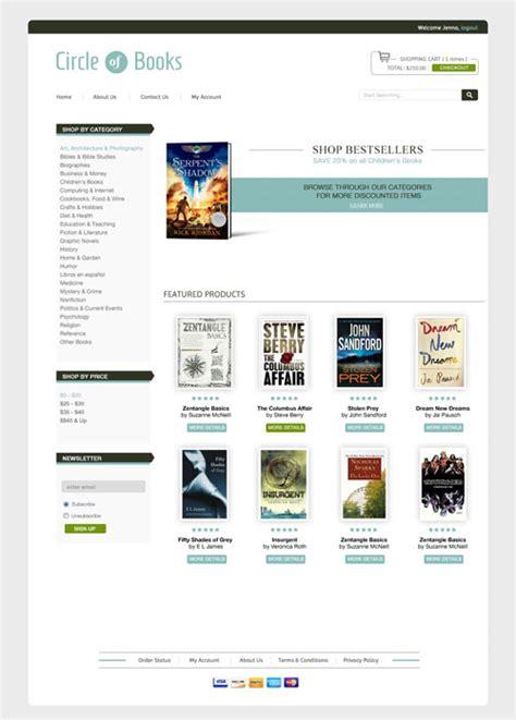 ecommerce website templates for books 55 best 3dcart ecommerce templates designmaz