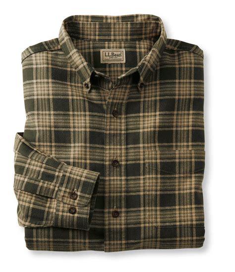 Niggy Blouse flannel shirt plaid from l l bean inc